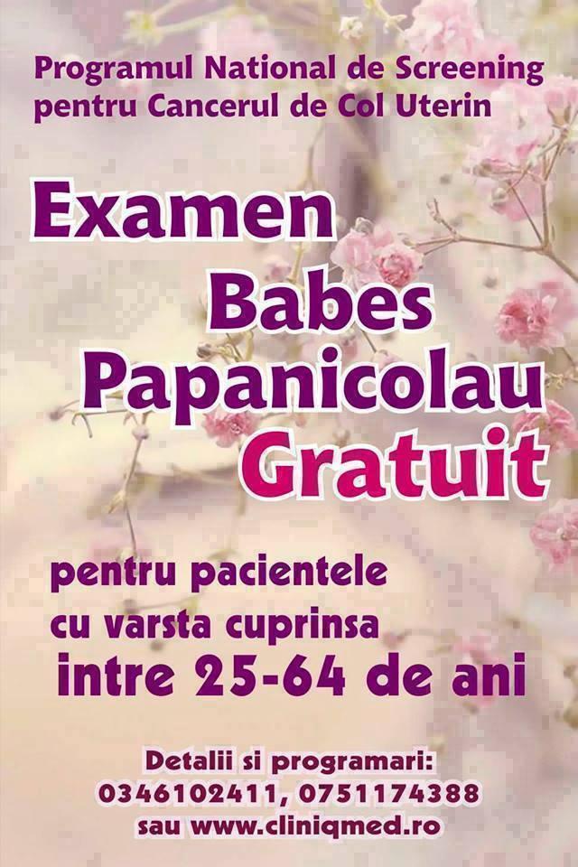 examen-babes-papanicolau-gratuit